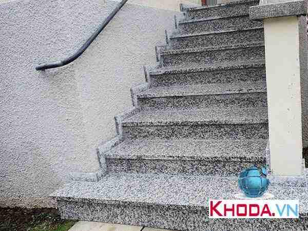 Đá Granite Trắng Ánh Đồng