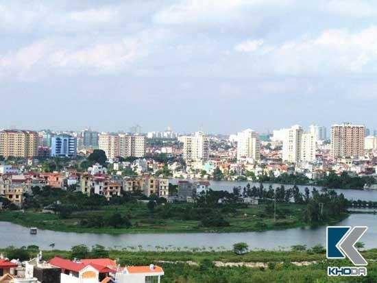 Toàn cảnh Quận Hoàng Mai