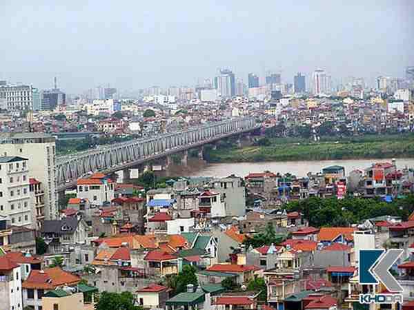 Toàn cảnh Quận Long Biên